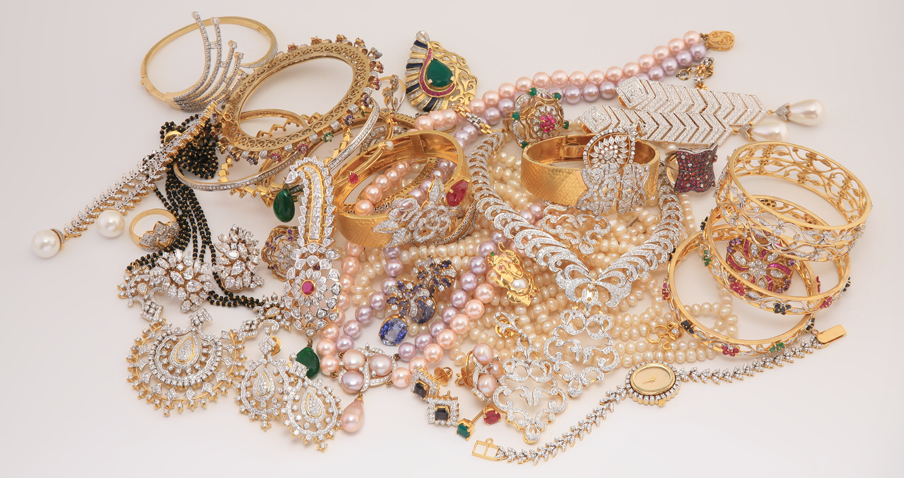 Exclusive Designs of Diamond, Gold and Couture Jewellery